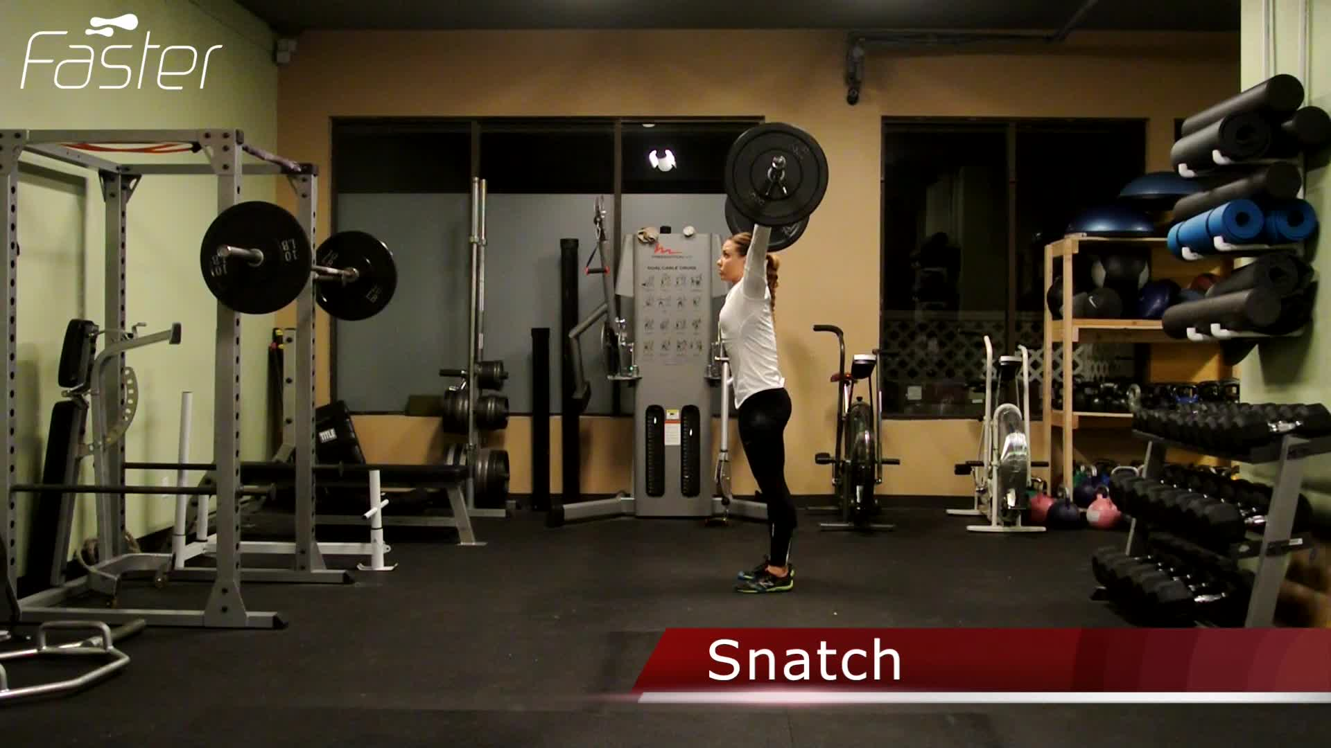 Olympic Lifting Snatch