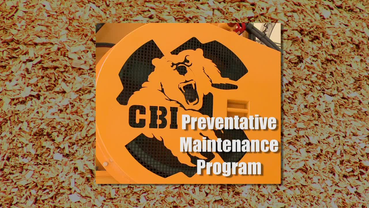 CBI Preventative Maintenance Video