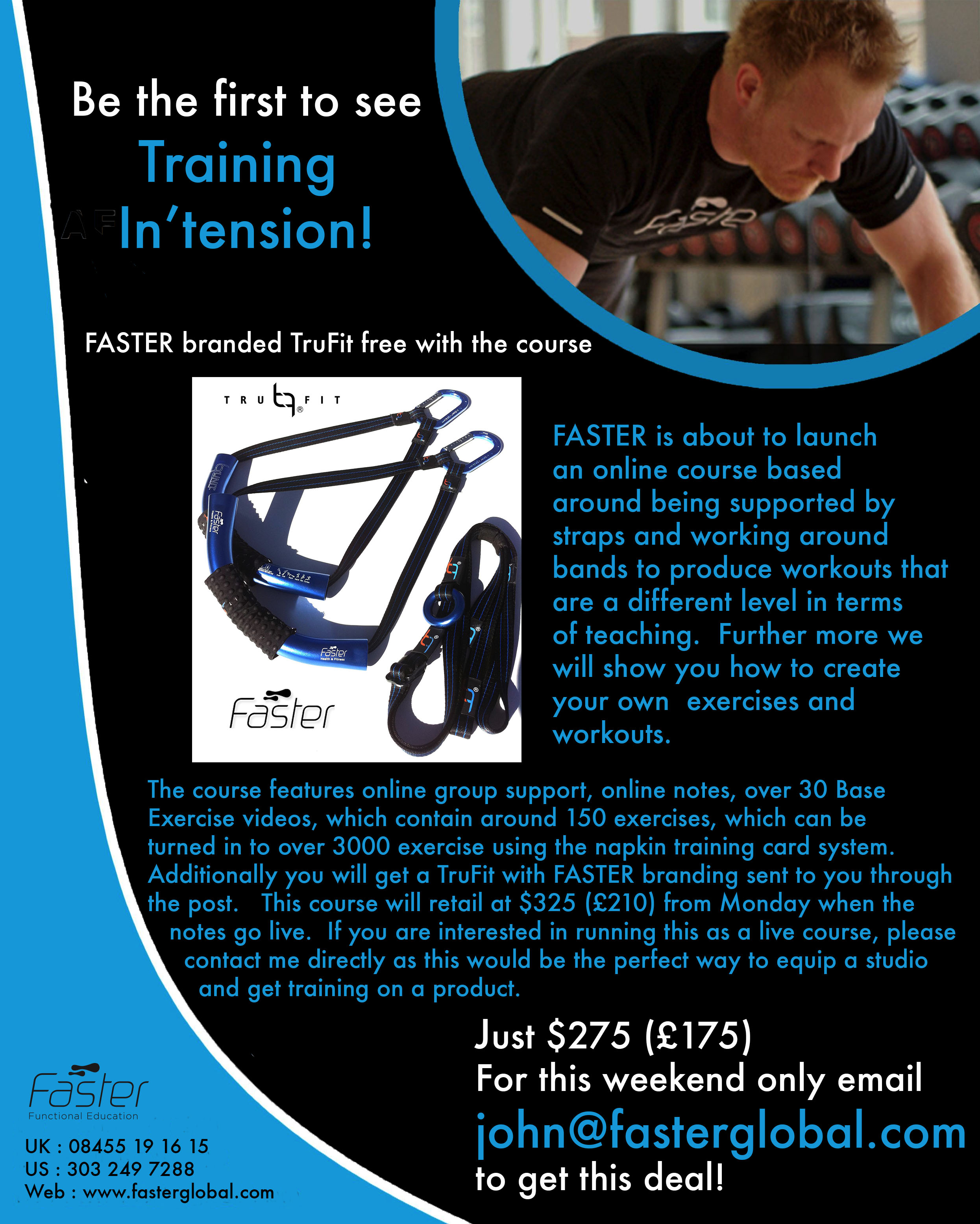 Training In'tension for Personal Trainers